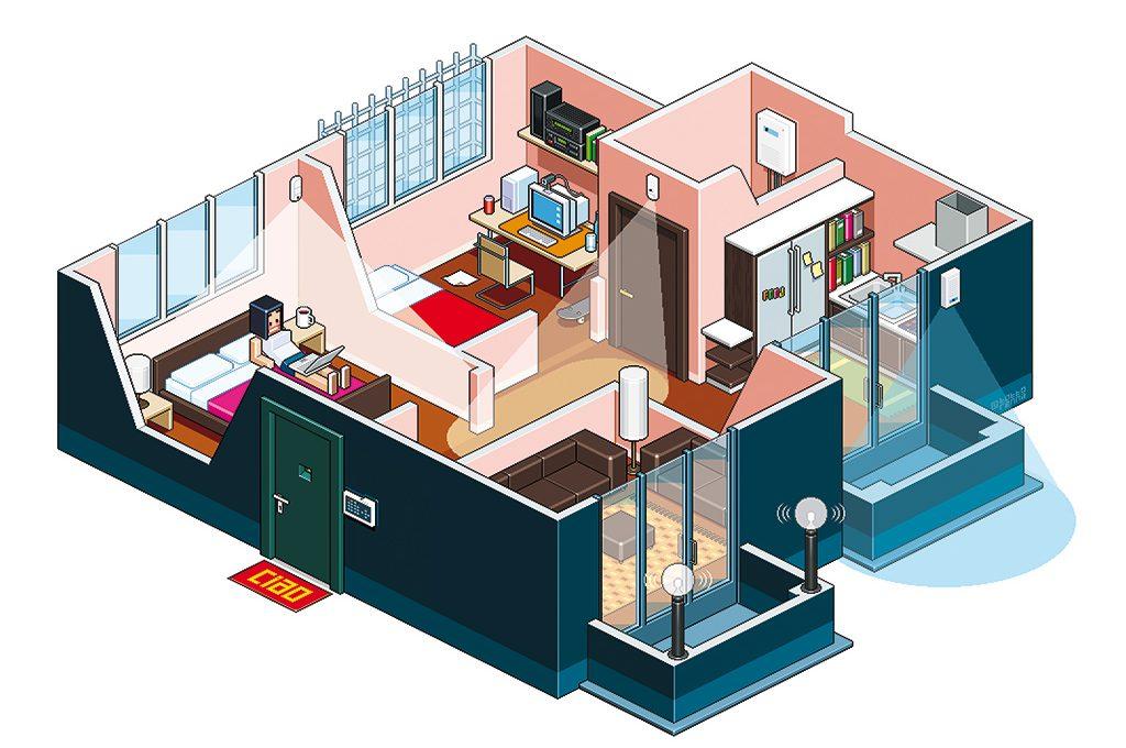Quanto costa un allarme per casa for Quanto costa arredare un appartamento