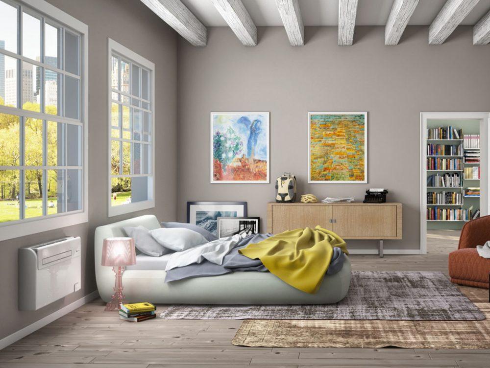Condizionatore senza unità esterna e fisso a parete: scegli così