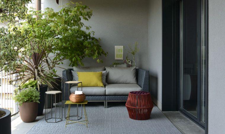 Con gli arredi da esterni giusti il terrazzo è un salotto all'aperto!