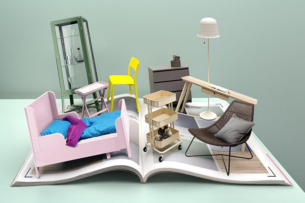 Il nuovo catalogo ikea in anteprima casafacile - Ikea nuovo catalogo 2015 ...