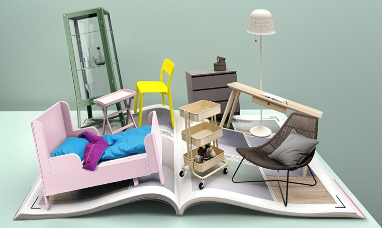 Il nuovo catalogo Ikea in anteprima!