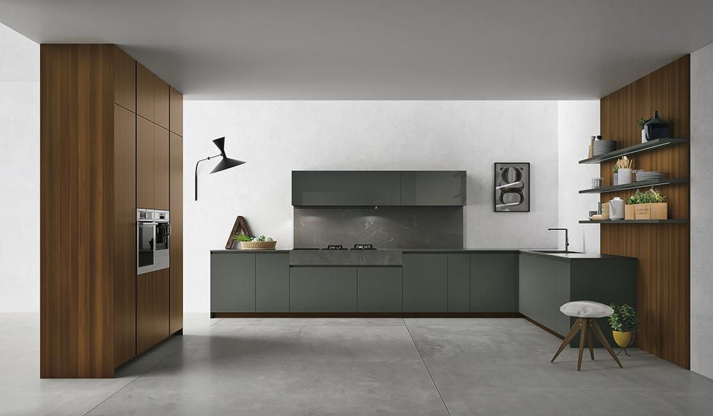 7 buone ragioni per scegliere la cucina nera casafacile - Cucine buone ...