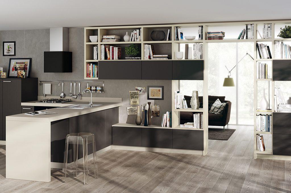 Buone ragioni per scegliere la cucina nera casafacile