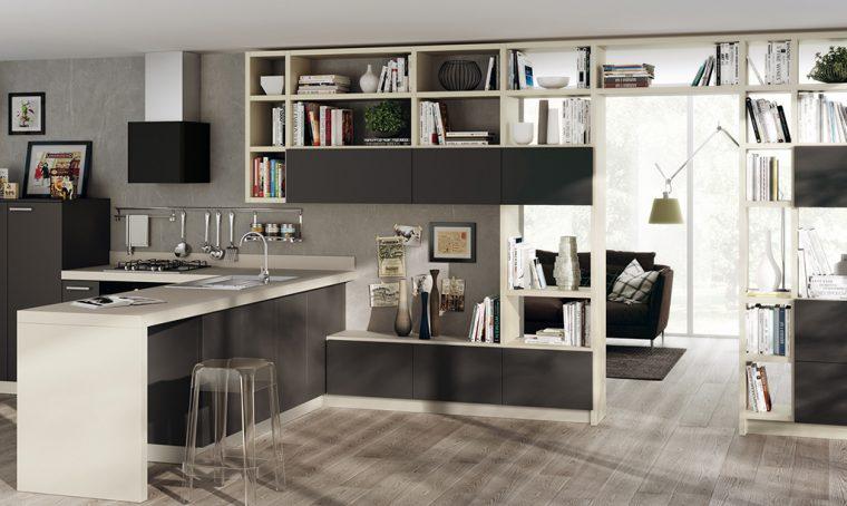 7 buone ragioni per scegliere la cucina nera