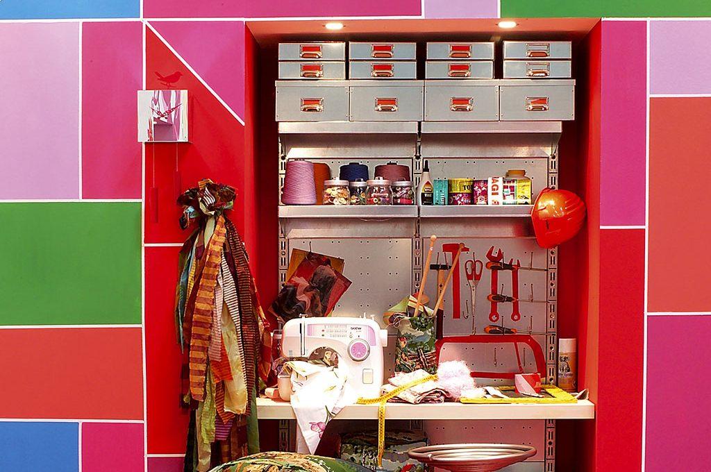 8 idee per sfruttare una nicchia nel muro casafacile - Creare un bagno in poco spazio ...