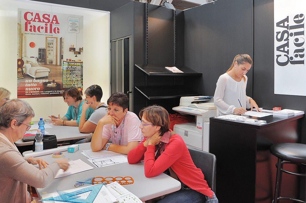 Cersaie 2015 disegna la tua casa con gli architetti di for Disegna la tua casa