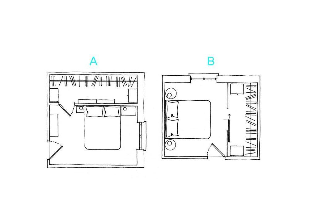 Cabina armadio fai da te in 5 passaggi casafacile for Progettare casa 3d facile