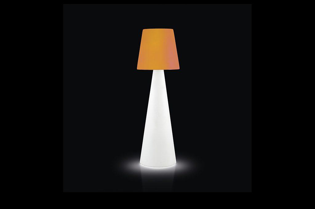 Lampada In Cemento Fai Da Te : 9 lampade da esterno che fanno atmosfera casafacile