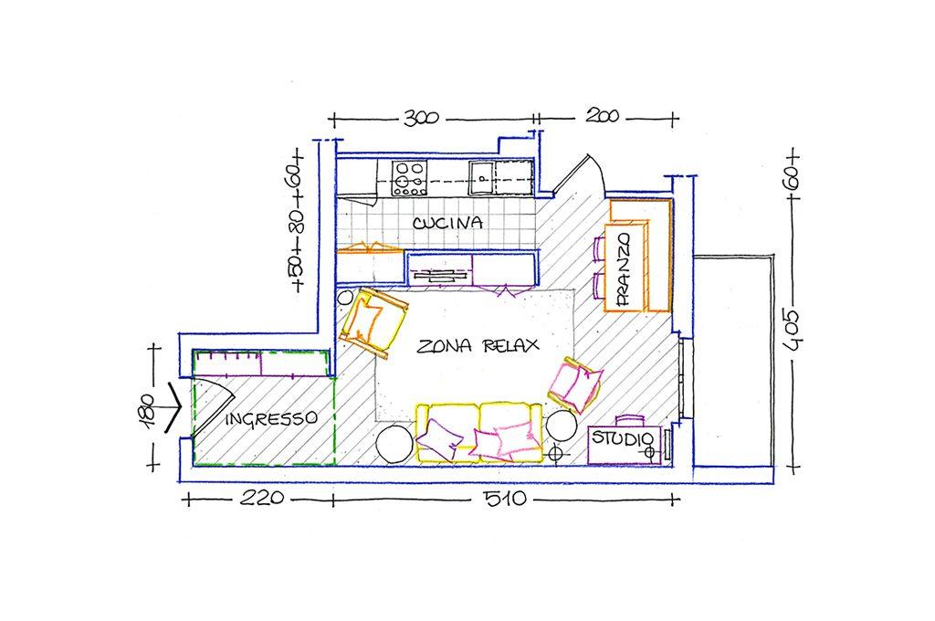 Progetto: da angolo cottura a cucina (quasi) abitabile ...