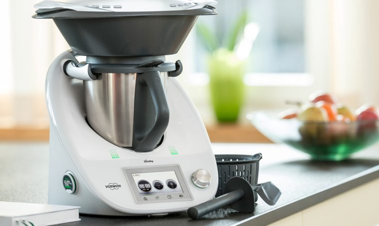 7 food-robot per piatti da chef