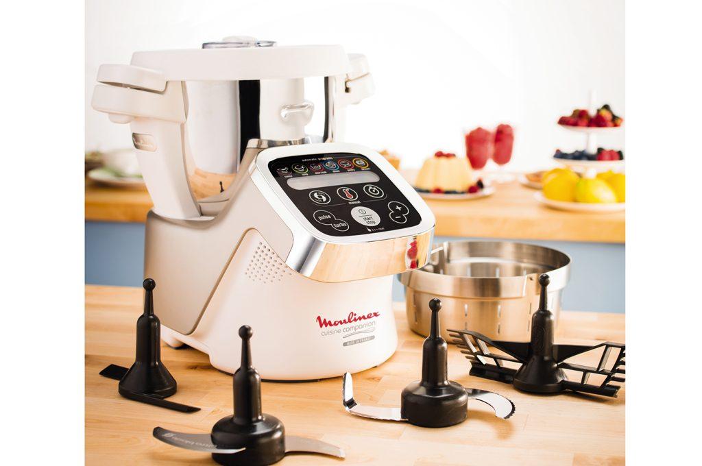 7 food-robot per piatti da chef - CASAfacile