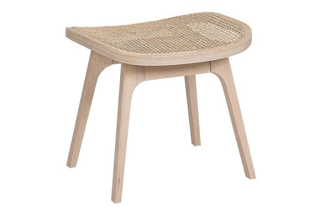 Sgabelli e tavolini in legno naturale: 12 novità casafacile