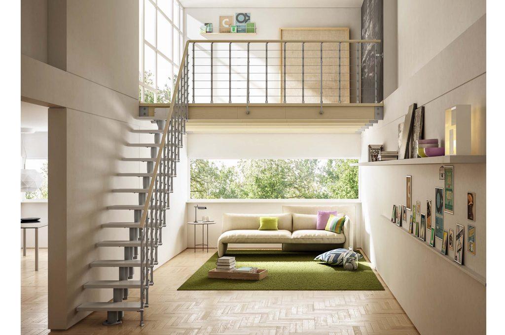 Soppalco 39 ready made 39 casafacile for Idee per progettare casa
