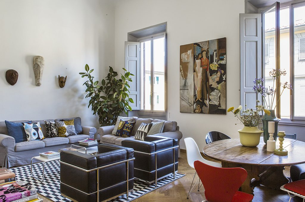 Prima dopo ristrutturare un appartamento d 39 epoca casafacile - Costi al mq per ristrutturare casa ...