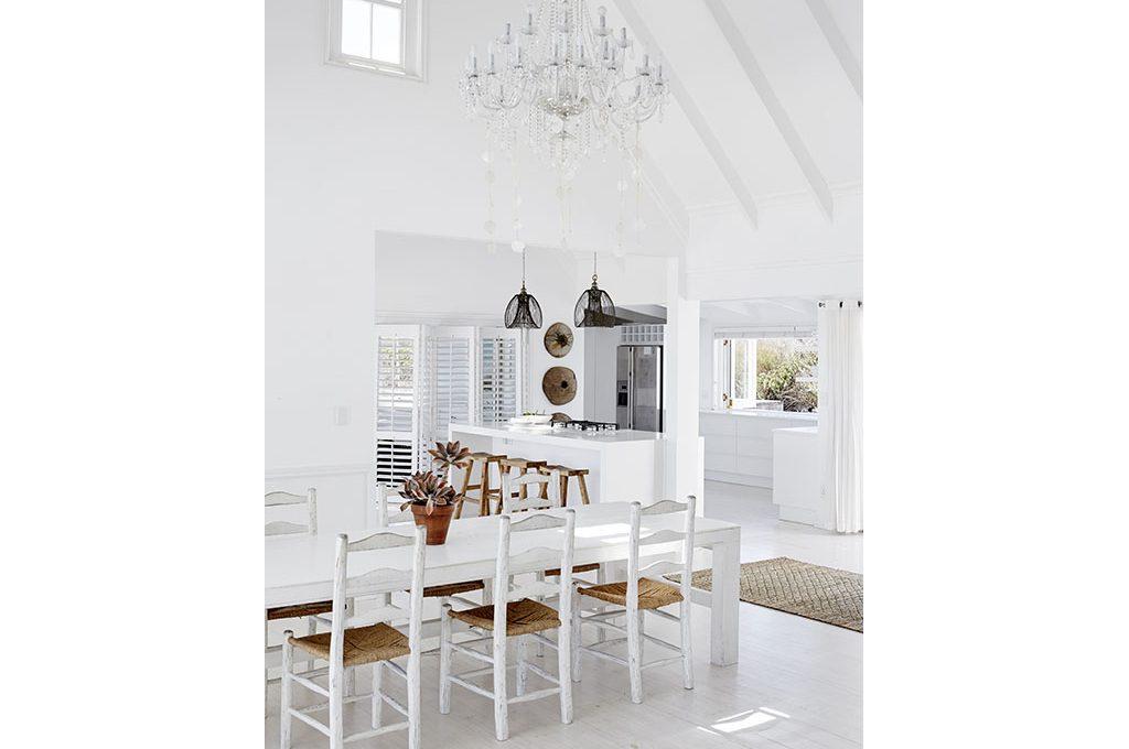 Total White Per Una Casa Con Vista Da Sogno Casafacile