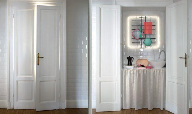 Dietro la porta: un ripostiglio, mille usi