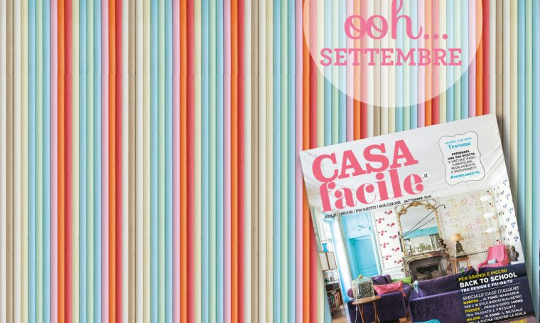 CasaFacile – settembre 2015