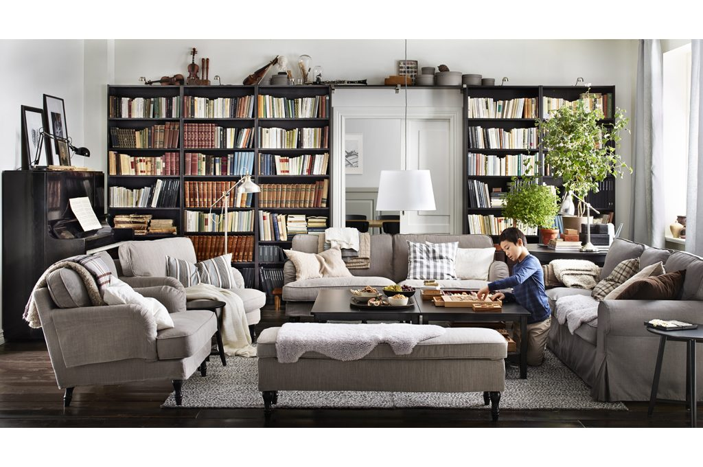 Come illuminare la zona del divano casafacile