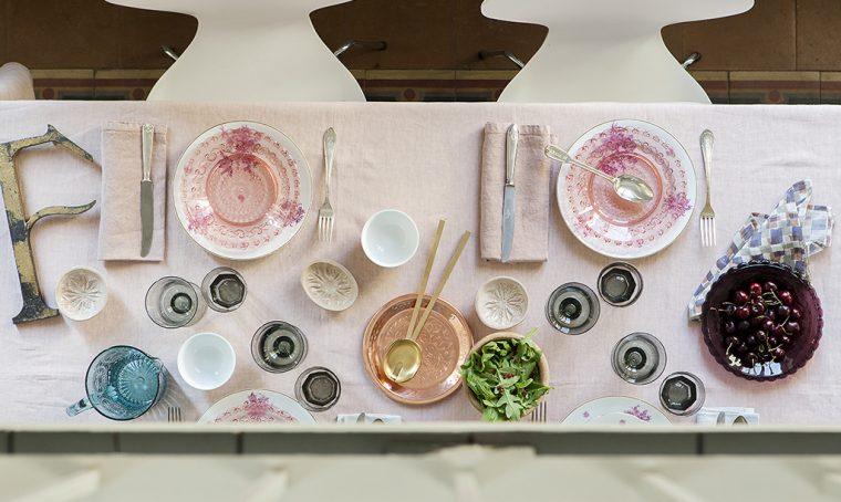 20 modi di apparecchiare la tavola con stile