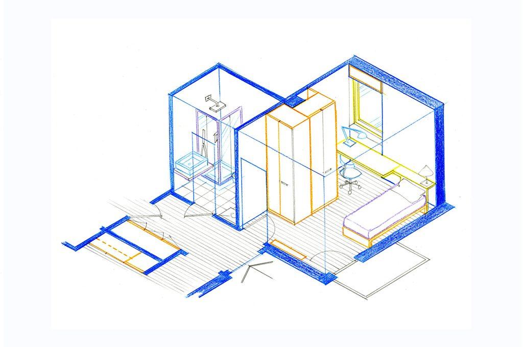 Da 3 A 4 Locali In Un Appartamento Di 90mq Casafacile