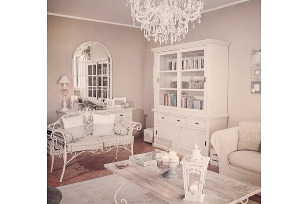 Una casa fai da te shabby e country casafacile for Casa shabby