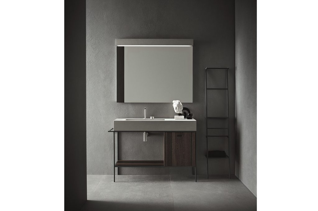 6 mobili lavabo per piccoli bagni casafacile - Mobili bagno piccoli ...