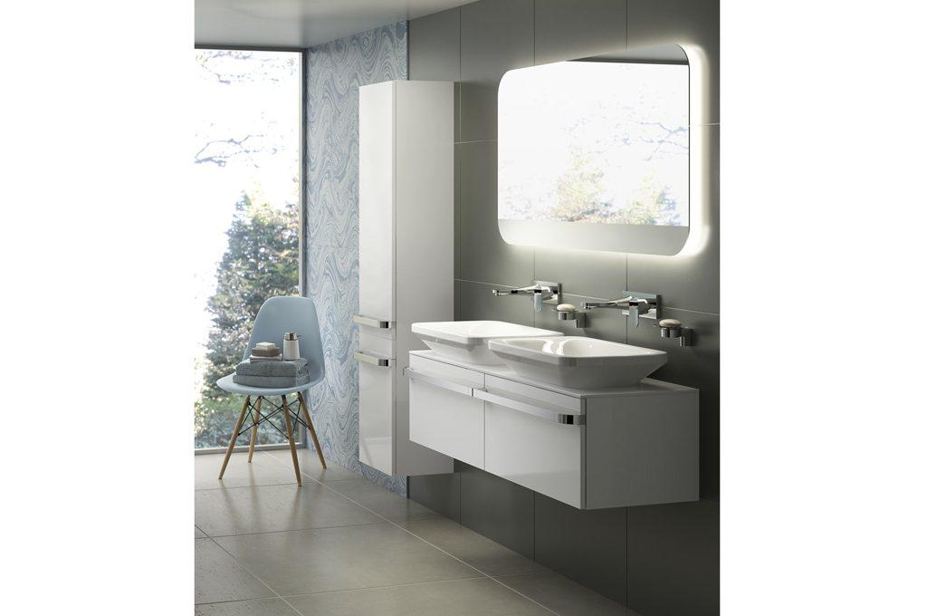 6 mobili lavabo per piccoli bagni - CASAfacile