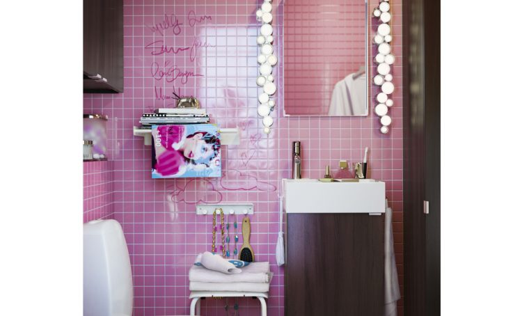 6 mobili lavabo per piccoli bagni