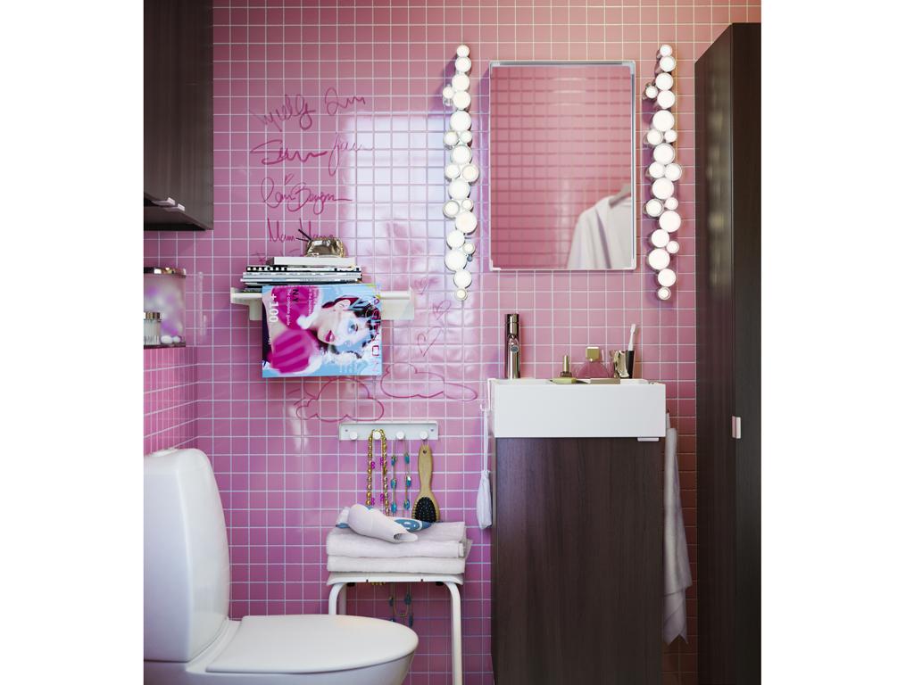 6 mobili lavabo per piccoli bagni casafacile for Mobili piccoli bagno