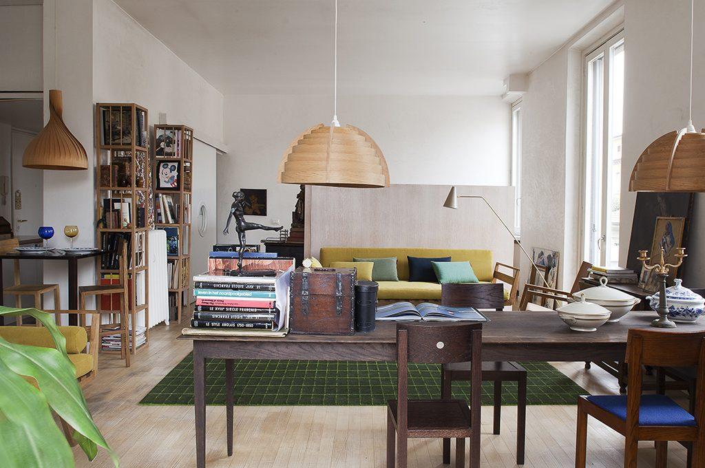 Idee per arredare un monolocale open space le pareti for Idee arredo monolocale