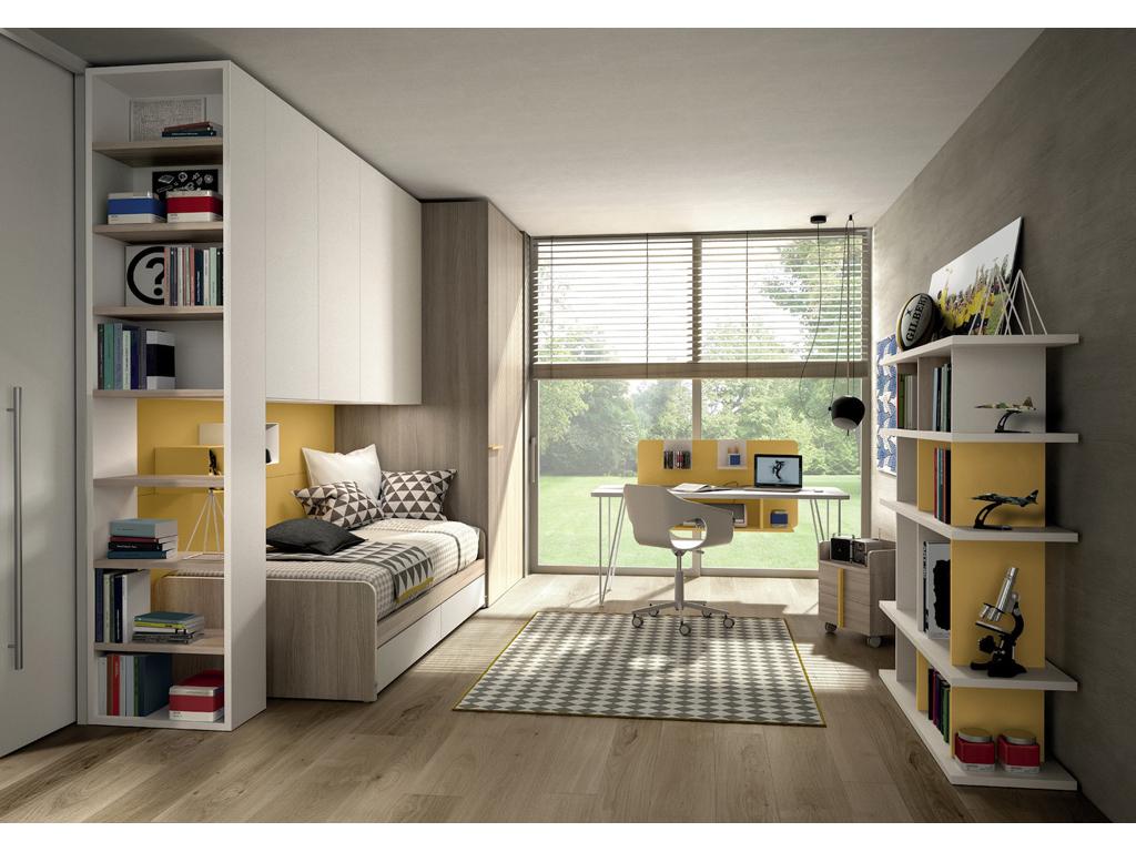 Scala Per Libreria Ikea 10 camerette per teenager - casafacile