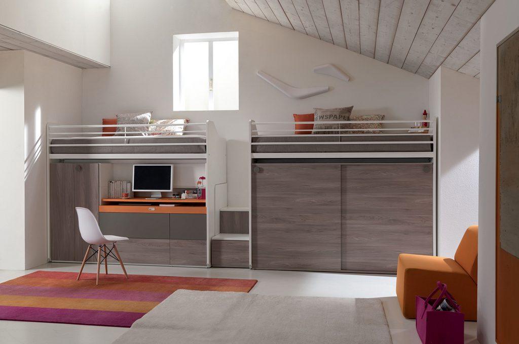 10 camerette per teenager casafacile for Stanza per ragazze