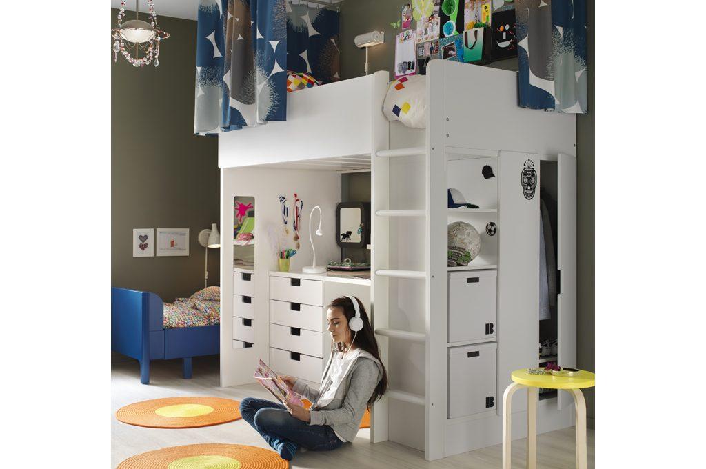 Camere Per Ragazzi 2 Letti : Camerette per teenager casafacile