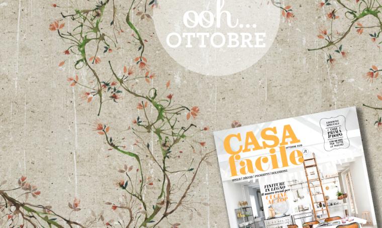 CasaFacile – ottobre 2015