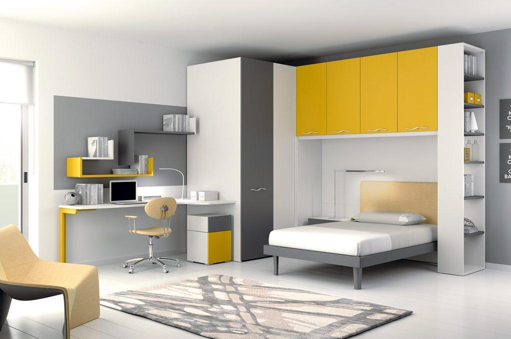 10 camerette per teenager casafacile for Mobili x casa