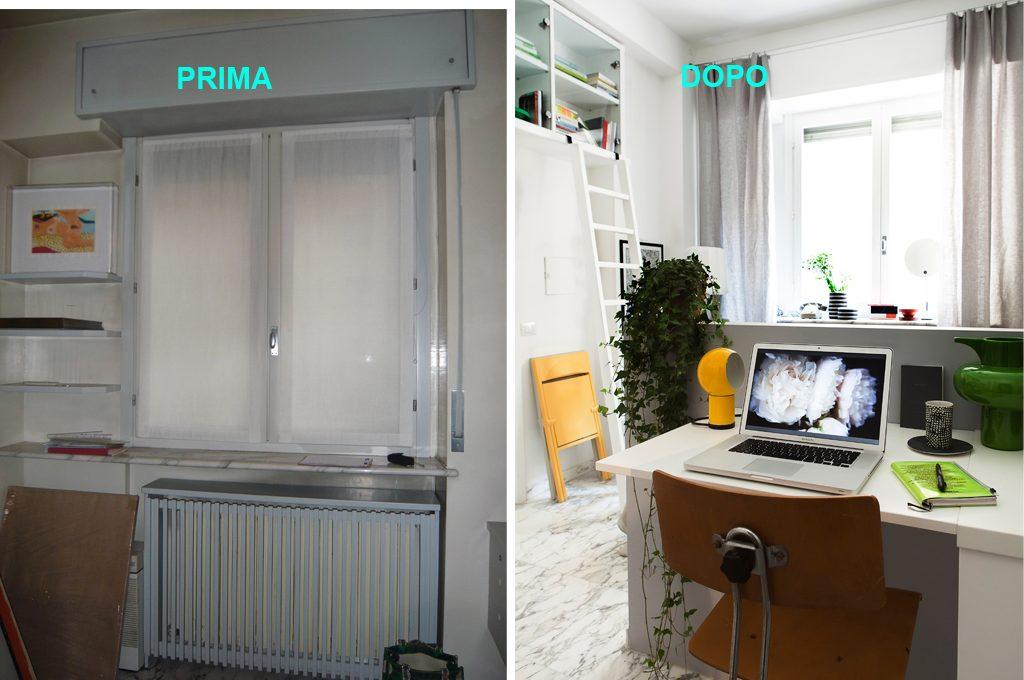 Prima&dopo: mini spazi maxi idee casafacile