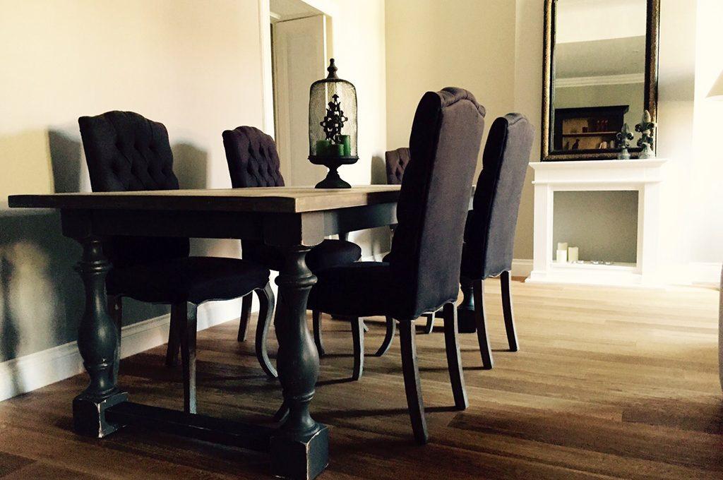 Ristrutturare un appartamento in uno stile classico e for Case arredate stile classico