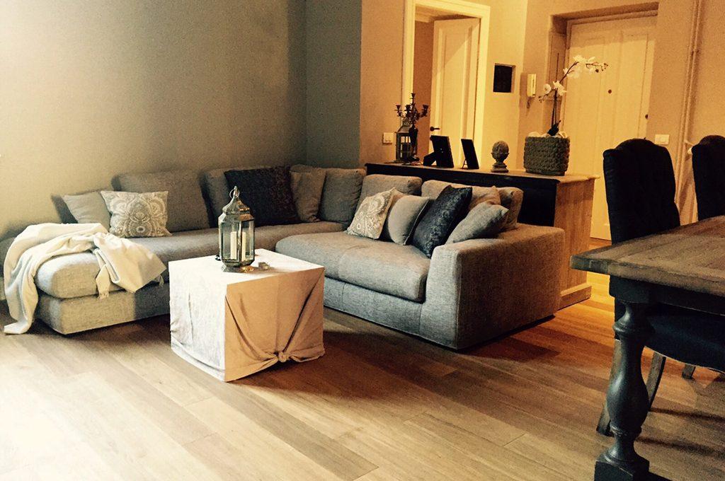 Ristrutturare un appartamento in uno stile classico e for Stile classico moderno