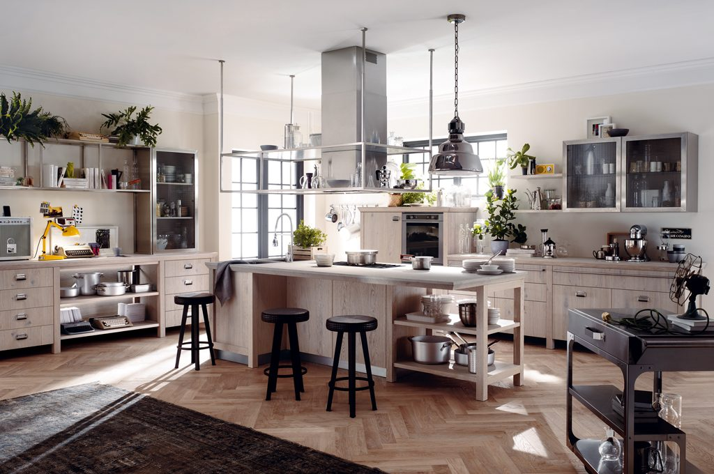 Top Cucina In Legno Opinioni : Finiture in legno cucine al top casafacile