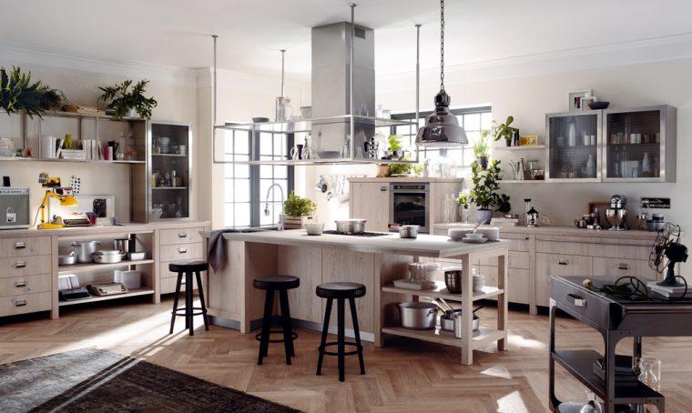 Finiture in legno: 14 cucine al top