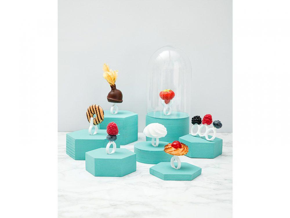 All'aperitivo in 3D debutta la nuova cucina Foodshelf di Scavolini