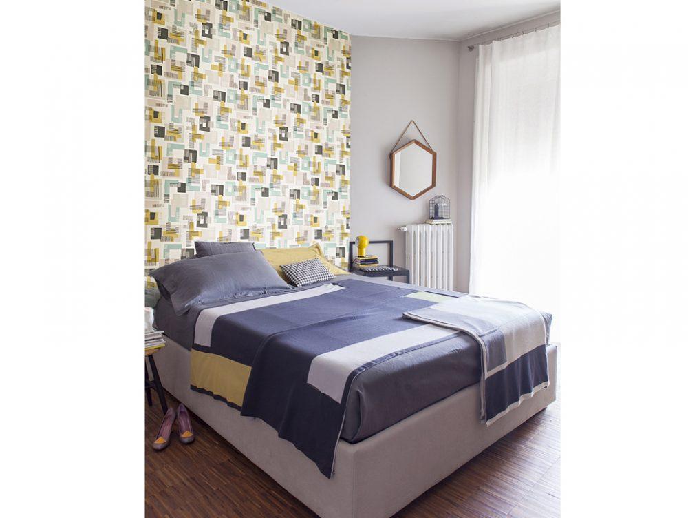 Cambia lo stile senza cambiare la camera da letto