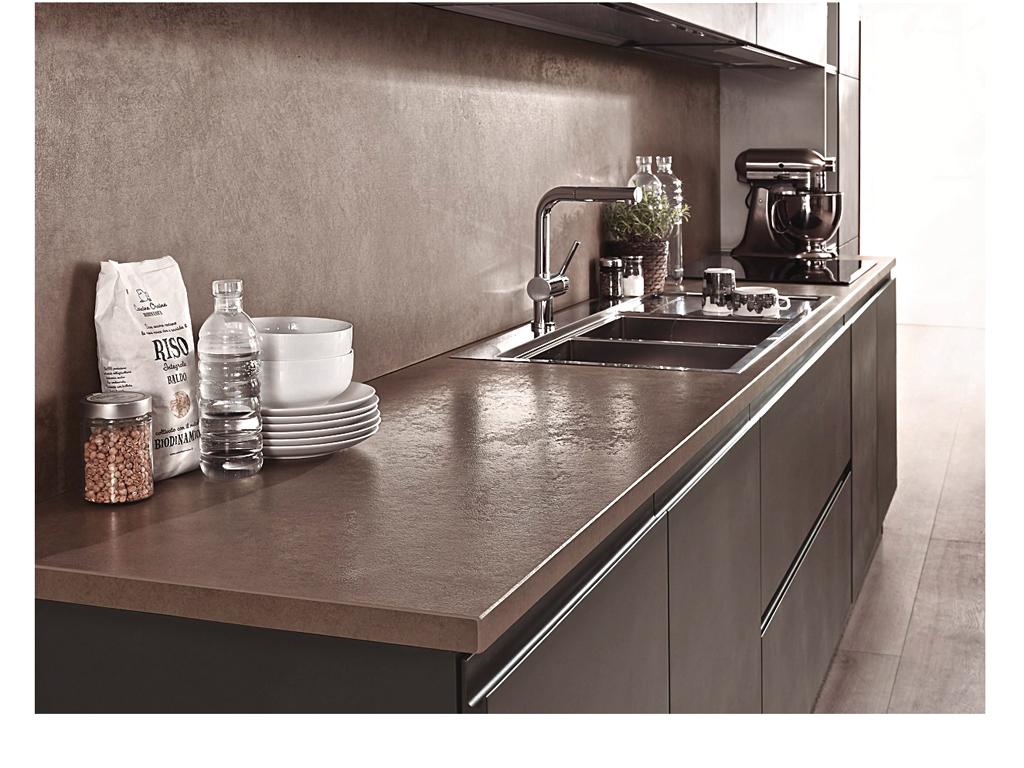Materiali high tech in cucina 7 piani di lavoro al top for Aprire piani di casa cucina