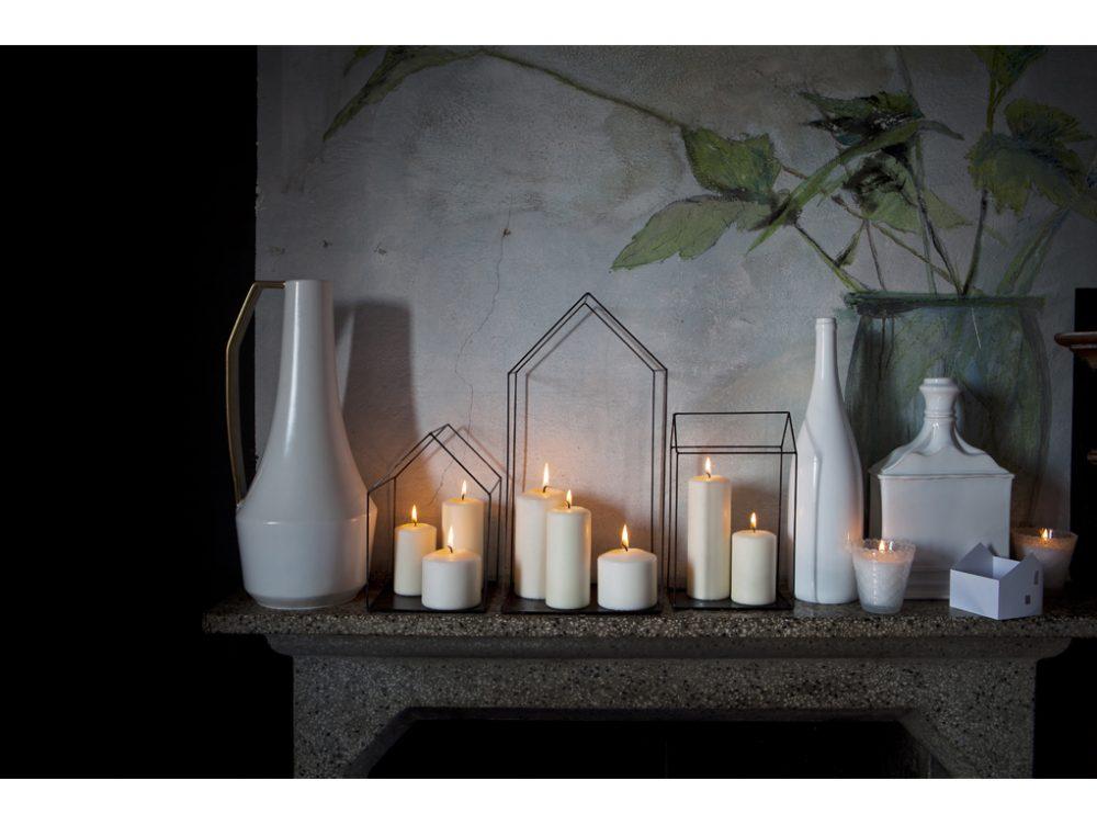 Come fare le candele in casa