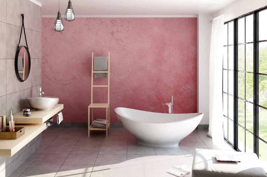 Come pitturare una parete a effetto casafacile - Idee per la casa pittura ...