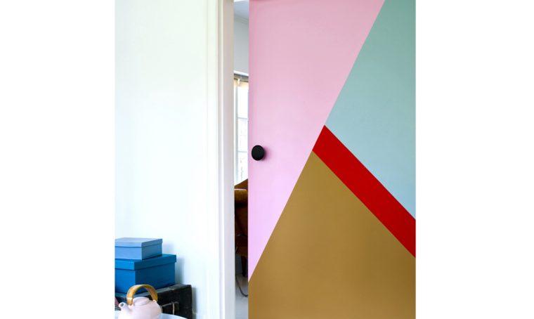 Come dipingere una porta
