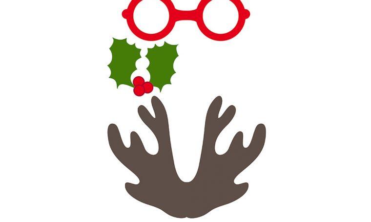 Decorazioni di Natale da stampare e ritagliare