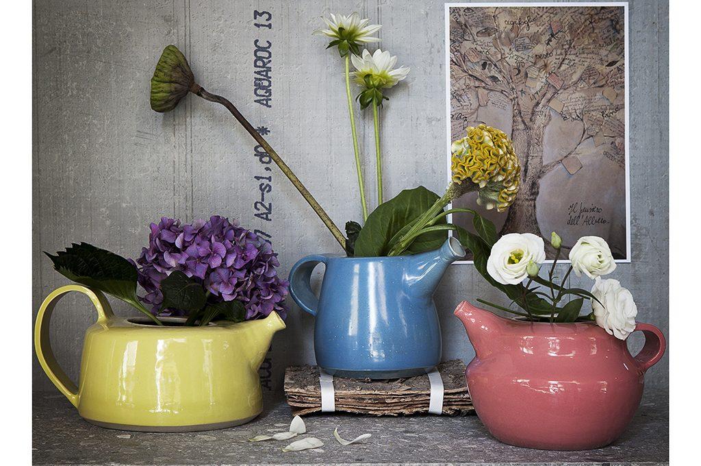 Come arredare con i fiori veri stampati dipinti for Arredare con i fiori