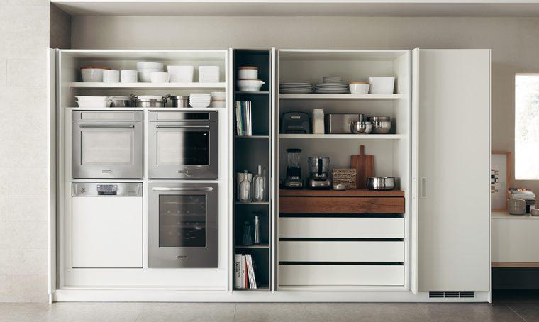 Idee salvaspazio per la cucina