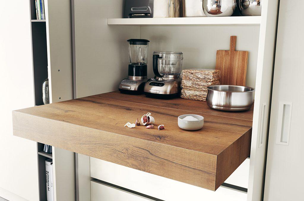 Idee salvaspazio per la cucina casafacile for Salvaspazio cucina
